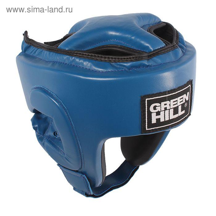 """Шлем """"Pro"""" HGP-4015 синий, размер M"""