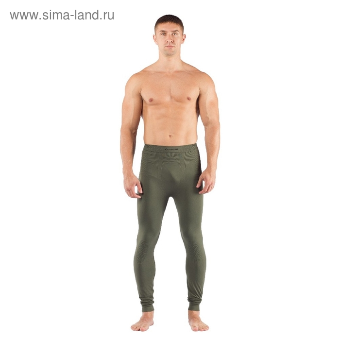 Штаны мужские Ateo/ синтетика/ зеленый/ L-XL
