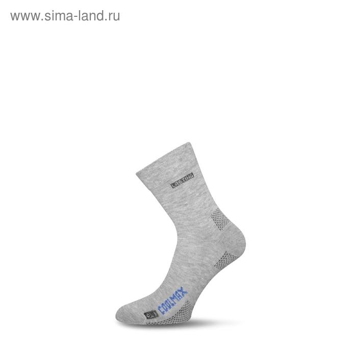 Носки трекинговые OLI 800 / кулмакс / серый XL летние