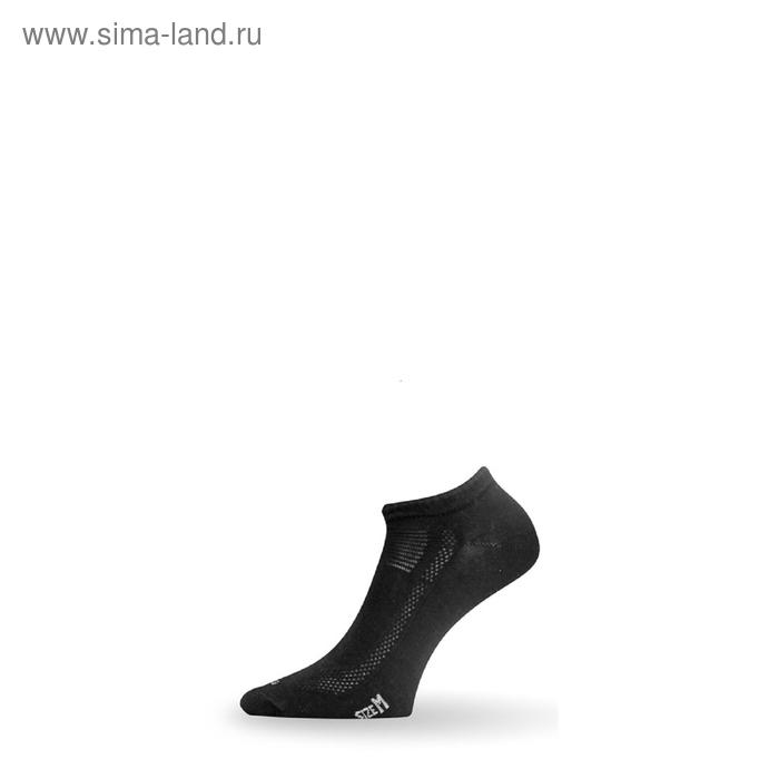 Носки короткие ARA-2 900 / хлопок / черный M летние