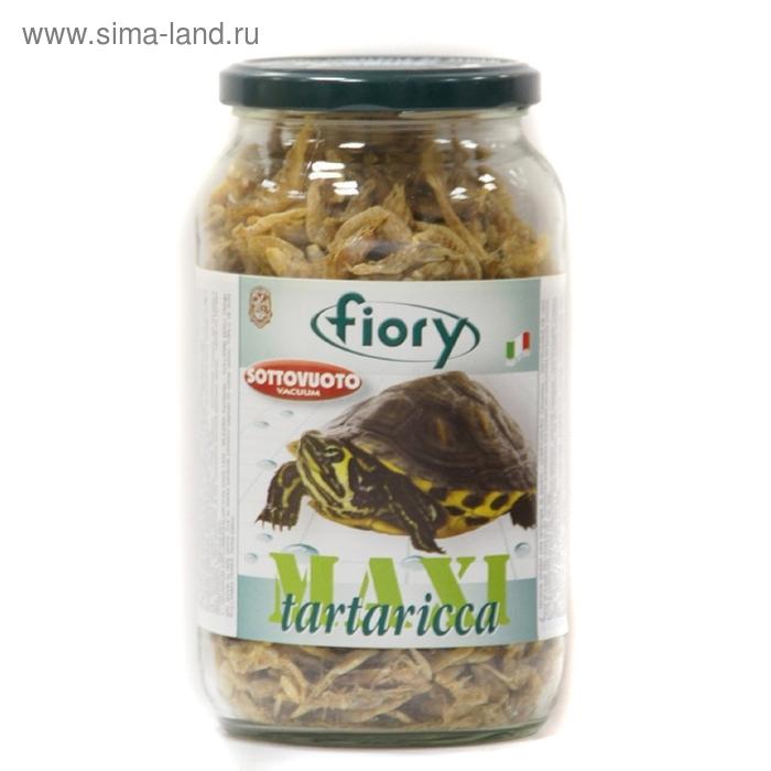Сухой корм FIORY Maxi Tartaricca для черепах, креветка, 1 л