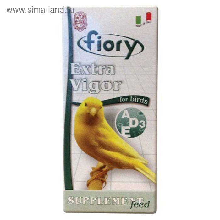 Кормовая добавка для птиц с витаминами FIORY Extra Vigor, 36 мл