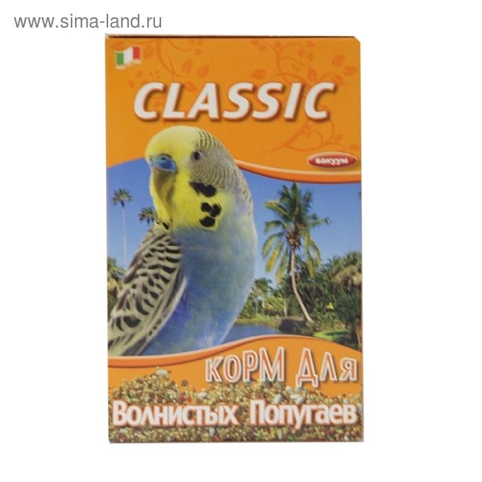 Сухой корм для волнистых попугаев FIORY Classic, 400 г