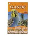 Сухой корм для волнистых попугаев FIORY Classic, 800 г