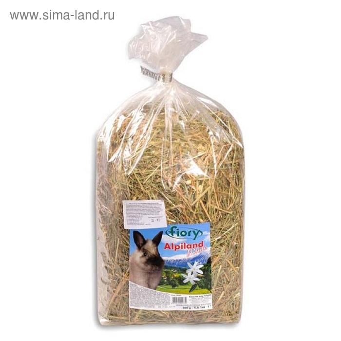 "Сено ""Альпийское"" FIORY Alpiland White, с жасмином, 500 г"