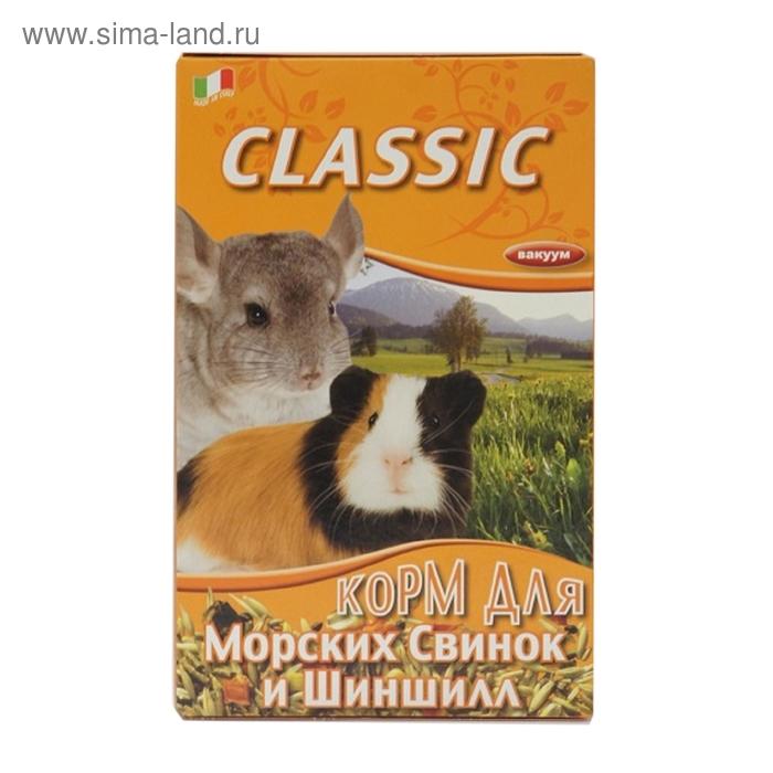Сухой корм для морских свинок и шиншиллFIORY Classic, 680 г