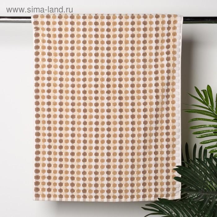 Полотенце махровое Musivo ПЦ-516-20484 цв1 50х70 см хл100% 750 гр/м