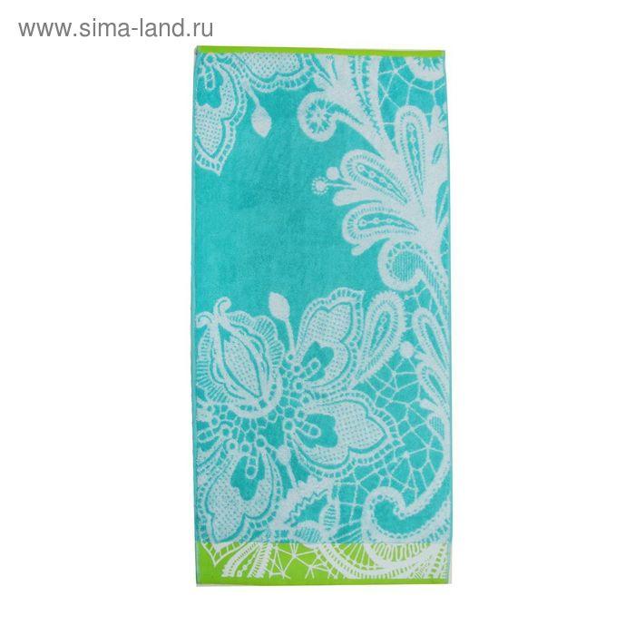 Полотенце махровое Lace flower ПЦ-2602-2140 50х90 см хл100% 460 гр/м