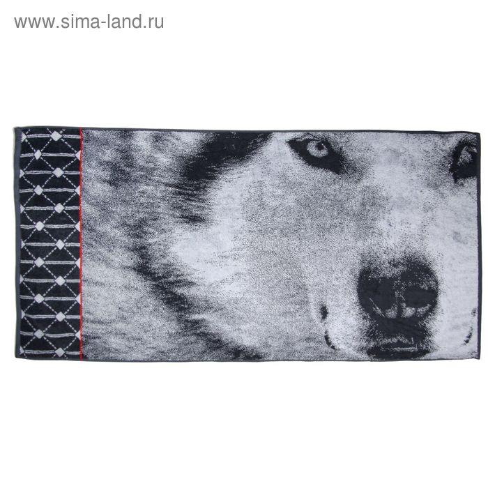Полотенце махровое Husky ПЦ-3502-2483 70х130 см хл100% 460 гр/м