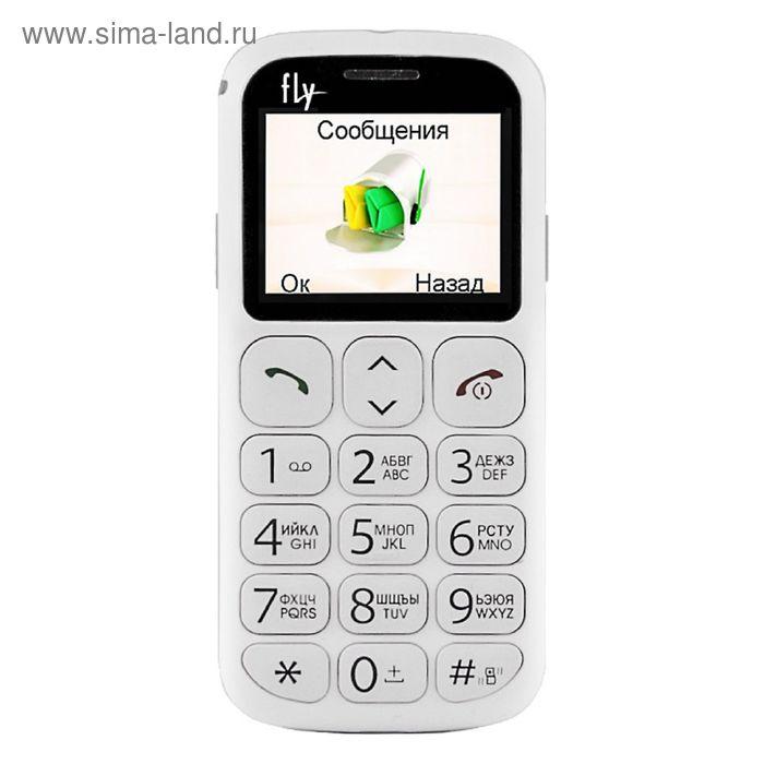 Мобильный телефон Fly EZZY 7, белый