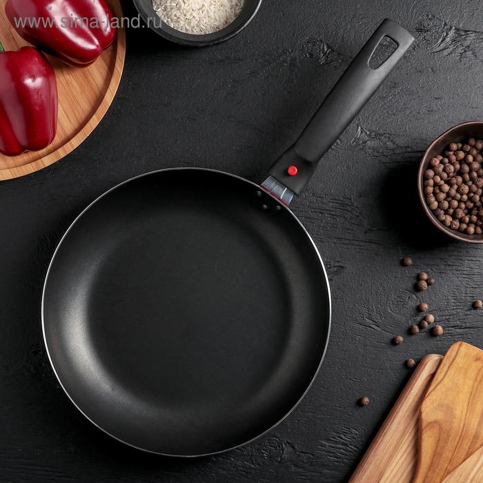 Сковорода d=24 см, съемная ручка