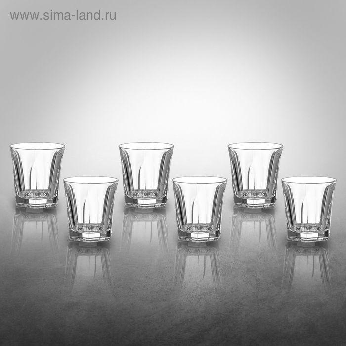 Набор стаканов для виски 250 мл, 6 шт