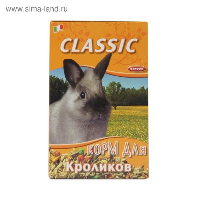 Сухой корм FIORY Classic для кроликов, 770 г