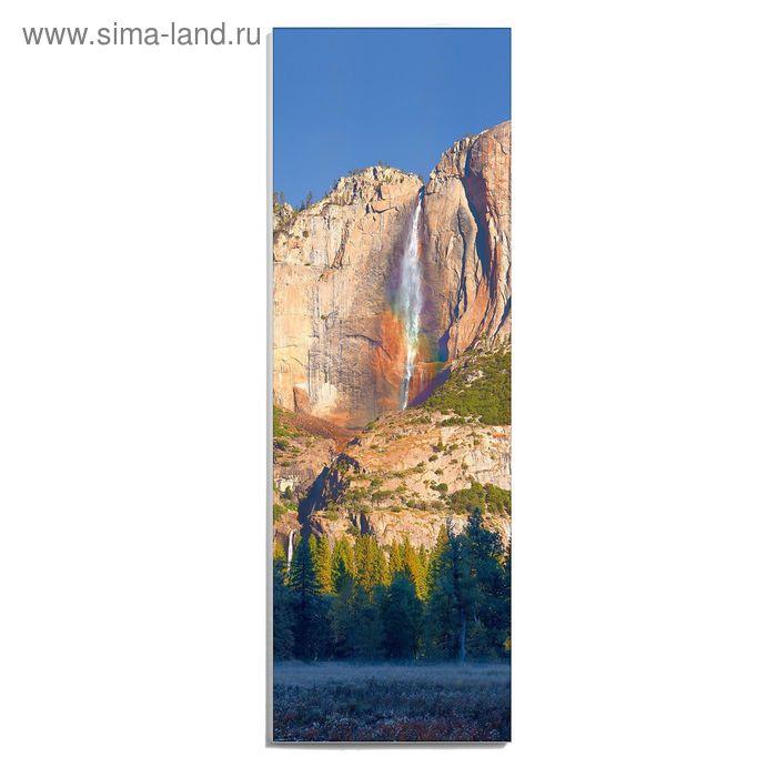 Авторская фотокартина «Каскады Юсемитского водопада»