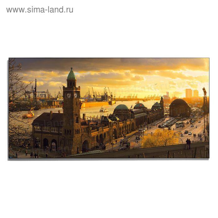 Авторская фотокартина «Сердце Гамбурга»