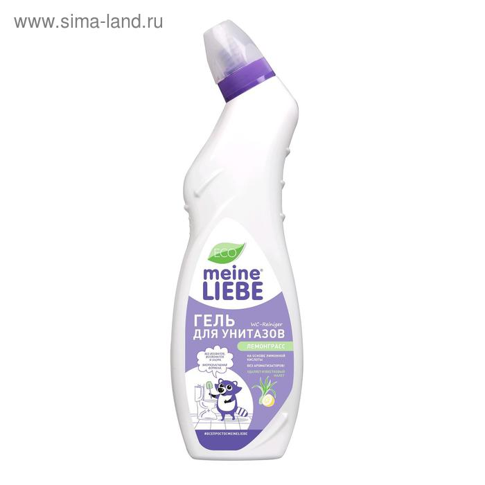 Гель  Meine Liebe для чистки унитаза, 750 мл