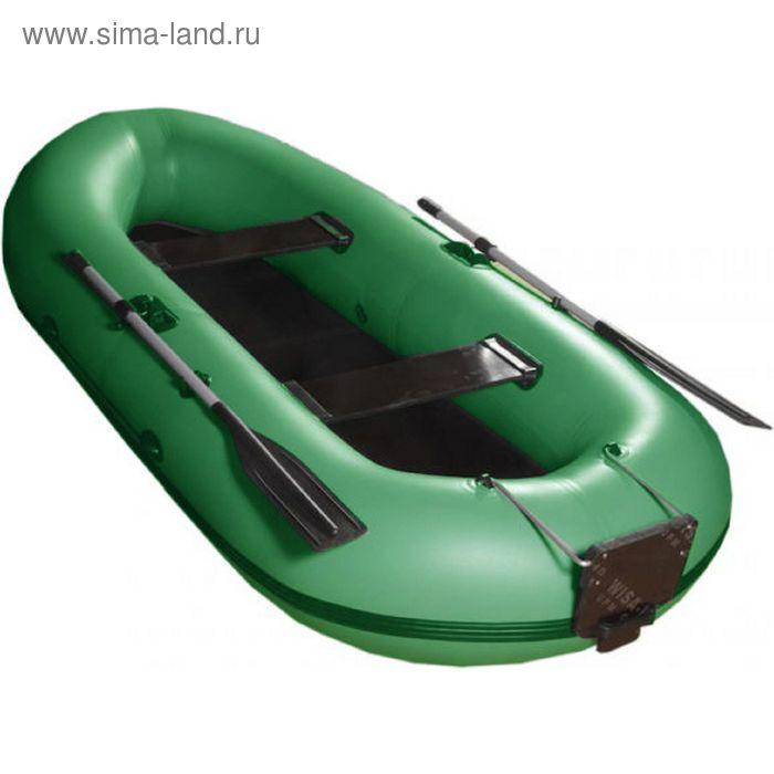Надувная моторно-гребная лодка ЛБ 270 Т