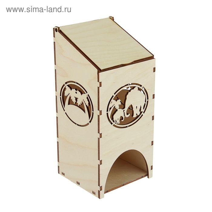 Чайный домик со слонами (набор 6 деталей)