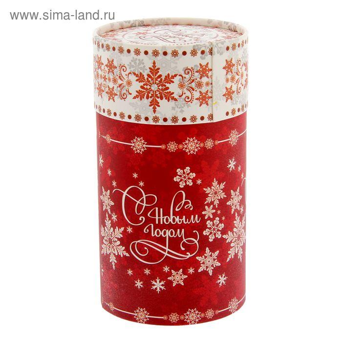 """Коробка подарочная """"Яркий Новый год"""", 8 х 14,5 см"""