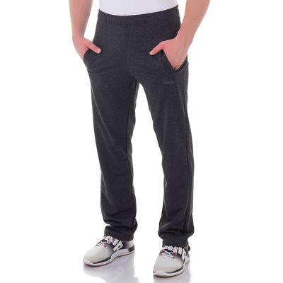 Брюки мужские спортивные арт.0156, цвет т/серый, р-р L
