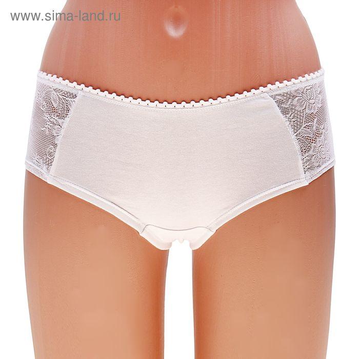 Трусы женские шорты BD35308 Molise, цвет белый, р-р 46 (4)
