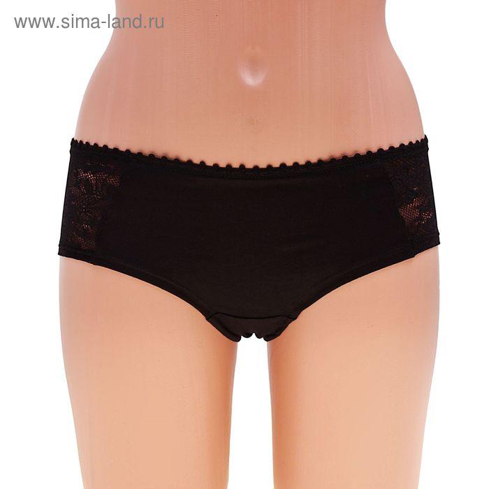 Трусы женские шорты BD35308 Molise, цвет чёрный, р-р 46 (4)