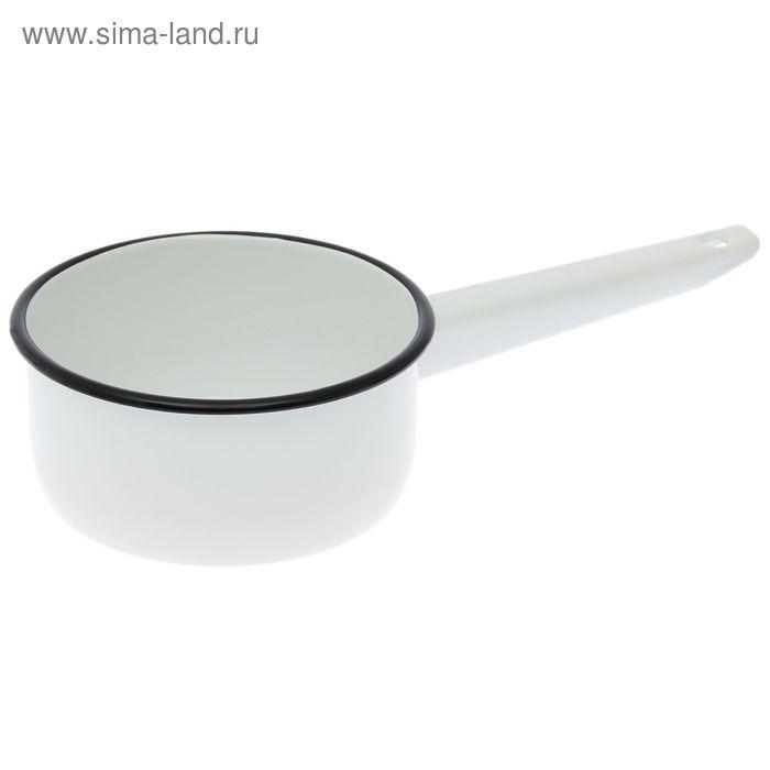 Ковш 1 л, цвет белоснежный