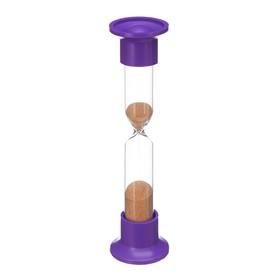 Часы песочные настольные на 10 минут микс, упаковка пакет