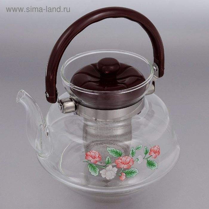 Чайник заварочный 1,4 л, с ситечком