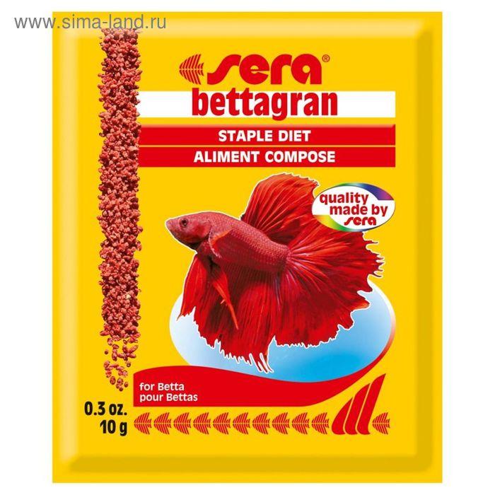 Корм для рыб универсальный Sera Bettagran, 10 гр.