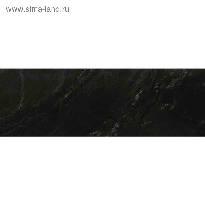Облицовочная плитка Кальяри черный 17-01-04-378 60х20см (в упаковке 1,2 кв.м)