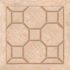 Плитка напольная Люкс коричневый светлый 38,5х38,5см 16-00-15-121 (в упаковке 0,88 кв.м)