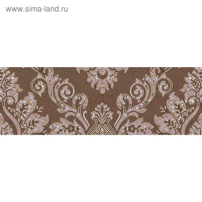 Облицовочная плитка Бретань коричневый 17-01-15-978 60х20см (в упаковке 1,2 кв.м)