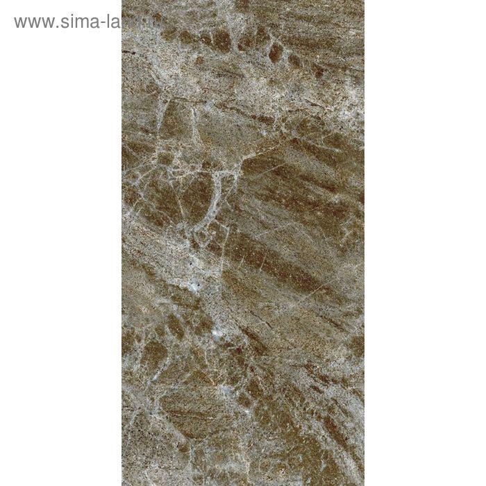 Облицовочная плитка Бельведер коричневый 5-10-01-15-410  25х50см (в упаковке 1 кв.м)