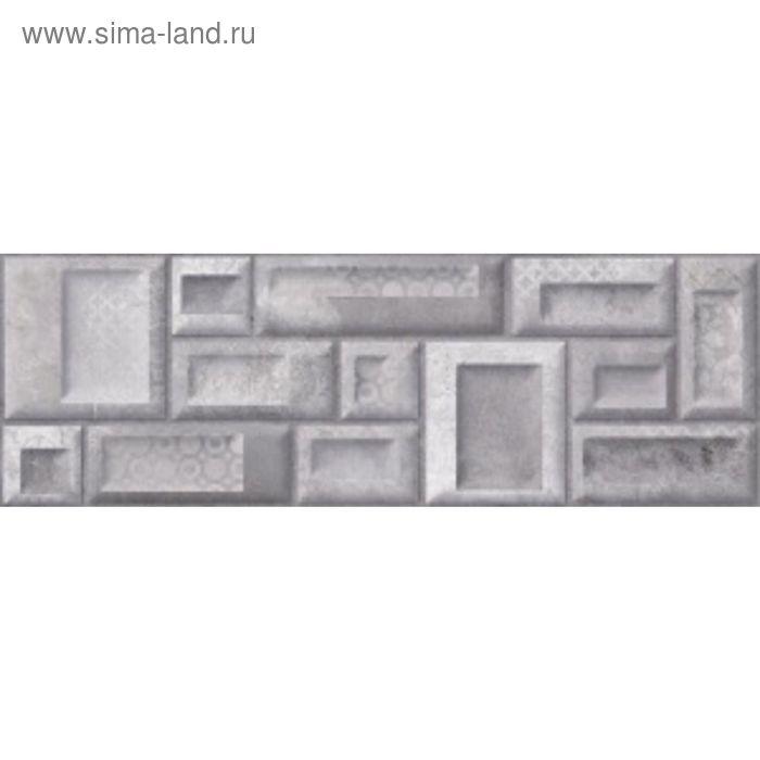 Облицовочная плитка Пьемонт серые блоки 17-01-06-831 60х20см (в упаковке 1,2 кв.м)