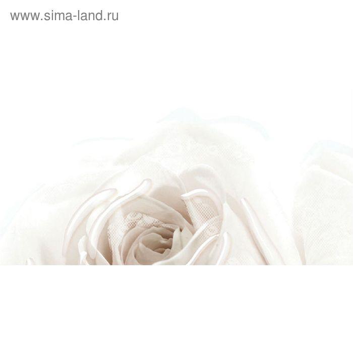 Вставка керамическая 25х50см Нежность 10-05-11-350-1