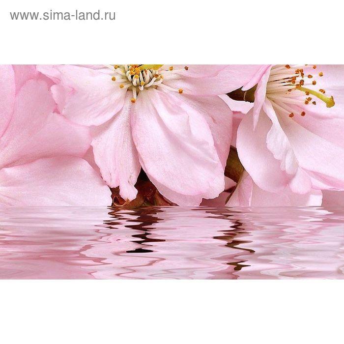 Декор 40х25см Букет розовый (часть панно) 09-01-41-665