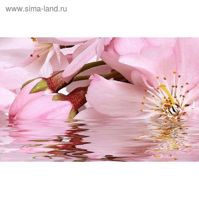 Декор 40х25см Букет розовый (часть панно) 09-01-41-664