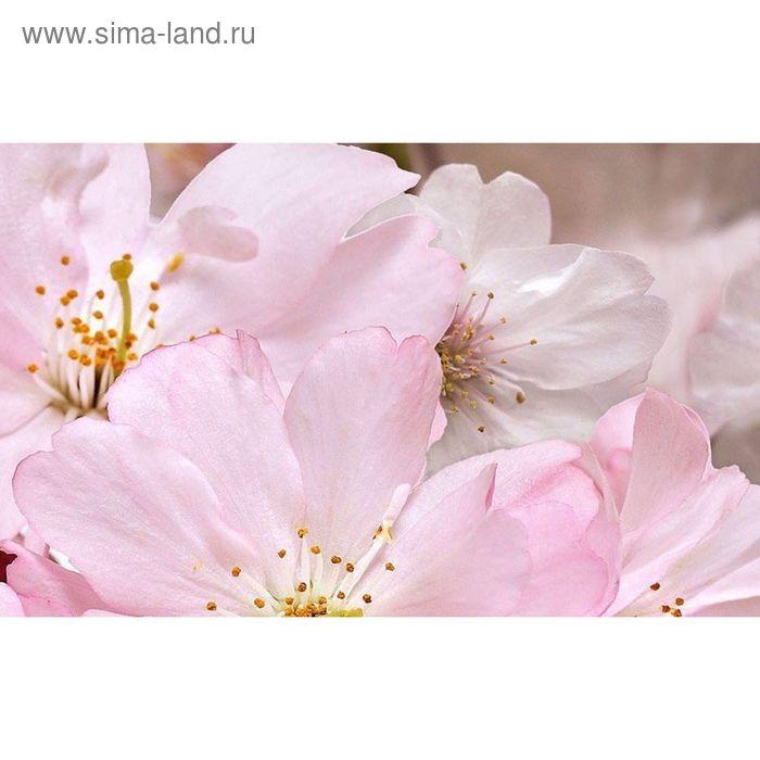 Декор 40х25см Букет розовый  (часть панно) 09-01-41-663