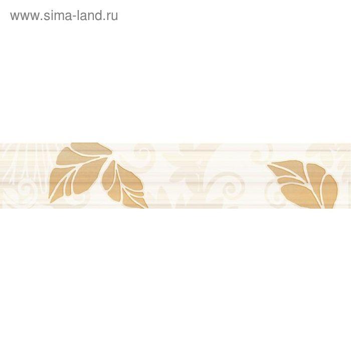 Бордюр 40х7,5см Кензо коричневый 76-03-15-075