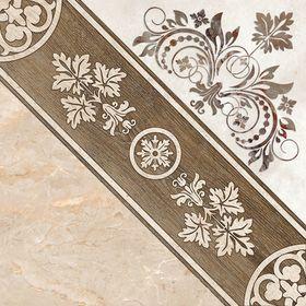 Плитка напольная Богемия коричневый 38,5х38,5см 16-01-15-438 (в упаковке 0,88 кв.м)