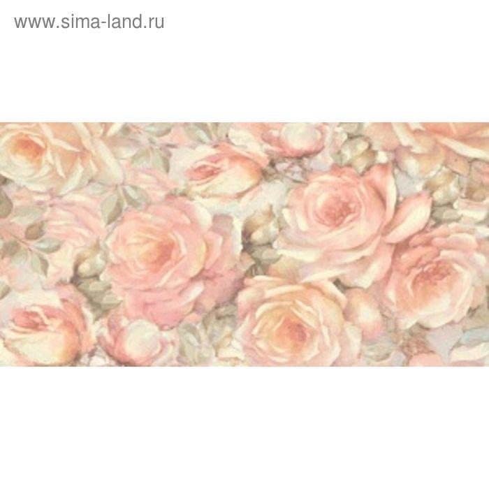 Декор 50х25см Мэри Барбара розовый 10-10-41-140