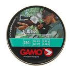 "Пули пневм. ""Gamo Hunter"", кал. 4,5 мм. (250 шт.), шт"