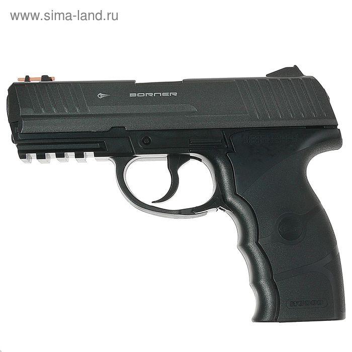 Пистолет пневматический BORNER W3000, кал. 4,5 мм, 8.3020, шт