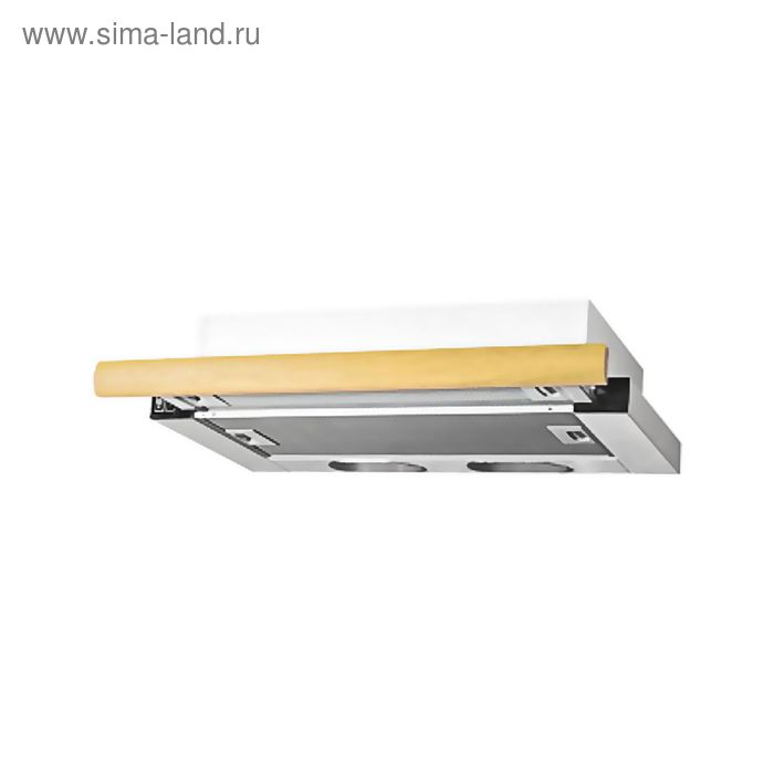 Кухонная вытяжка ELIKOR Интегра 60П-400-В2Л, белая/дуб