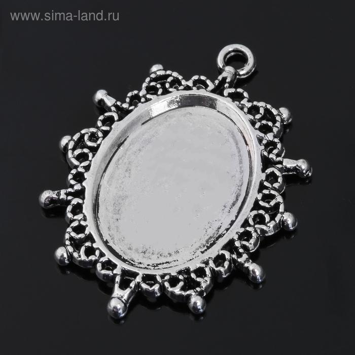 Основа FMK-B04, под античное серебро