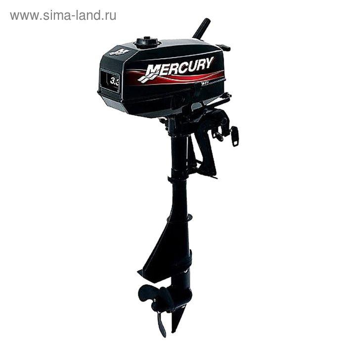 Лодочный мотор Mercury 3,3 М