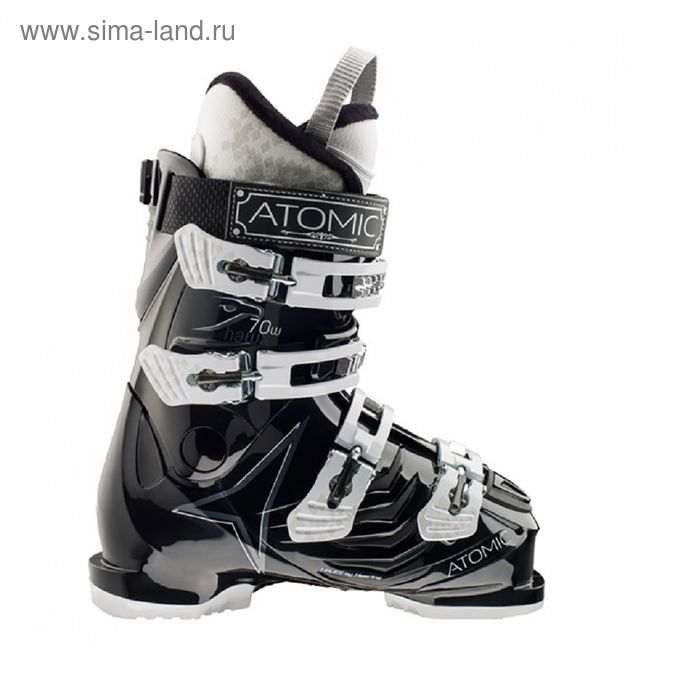 Atomic Г/л ботинки HAWX 1.0 R70 W Black/Metallic Silver 23,5