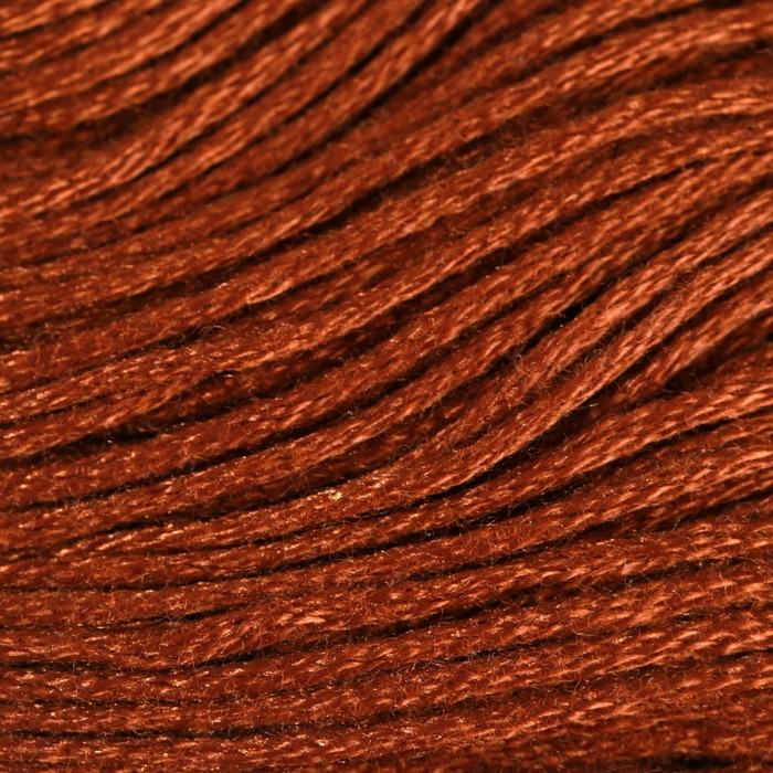 Мулине, № 898, 8±1м, цвет коричнево-песочный