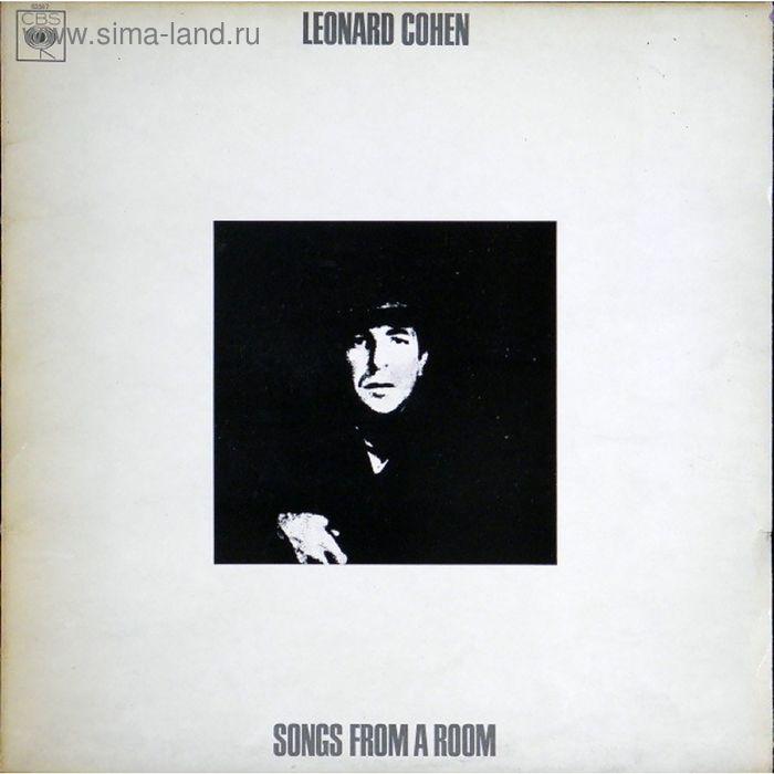 Виниловая пластинка Leonard Cohen - Songs From A Room